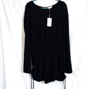 Lovers & Friends black long sleeve soft stretchy